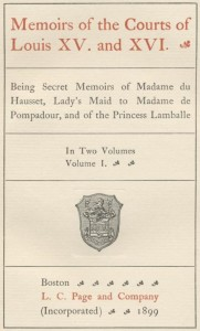 Title page of the 1899 edition.